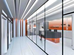 """Дизайн - проект: офис """"Ланит"""""""