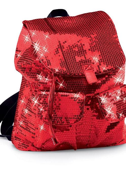 Sequin Back Pack