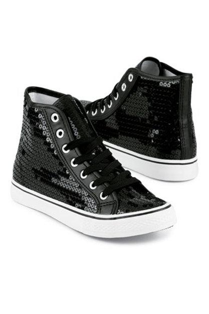 Hip Hop Sequin Shoes