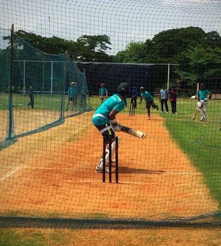 MRF Cricket Tour of Chennai