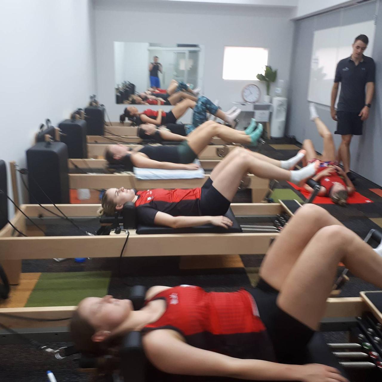 Zac Pilates 1