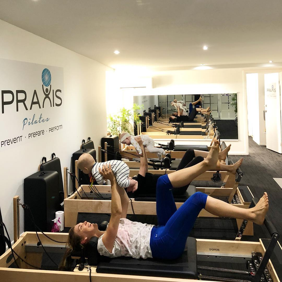 Mums and Bubs Pilates Coops