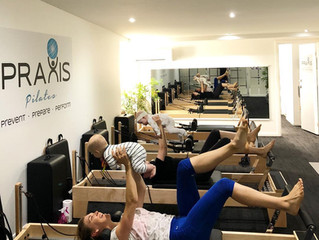 Private Health and Pilates - Changes for April 1st 2019
