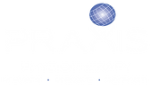 Praxis - White text - Logo.png