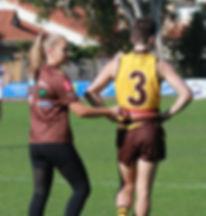 Emma Physio Aspley Hornets AFL.jpg