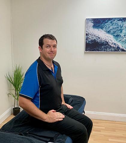 Josh Batchelor Remedial Massage Carsledine Praxis Club Coops