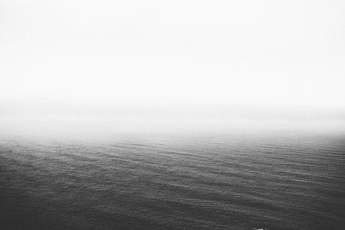 잔잔한 바다