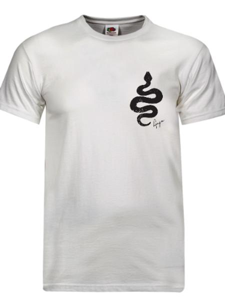 Aaja standard White short sleeve T-Shirt