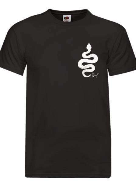 Aaja standard Black T-Shirt