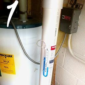 radon mitigation system in racine