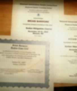 Radon AARST NRPP certification radon mitigation professional