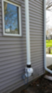 Radon Gone Radon Mitigation System