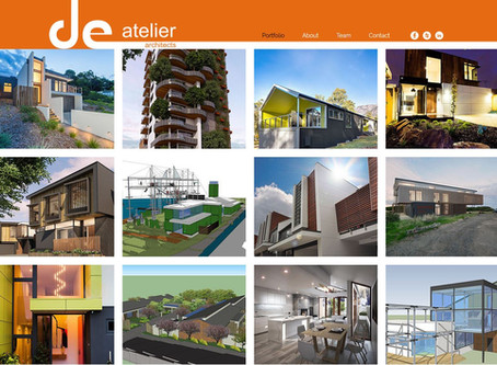 DE atelier Architects' NEW LOOK