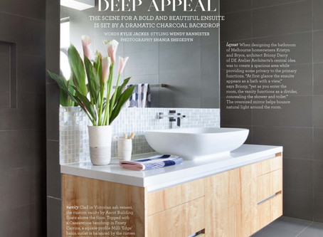 The ENSUITE with DEEP APPEAL
