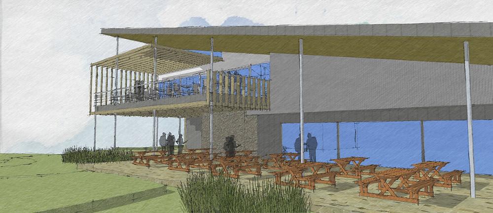 Crest Valley Alpine Activity Centre by DE atelier Architects