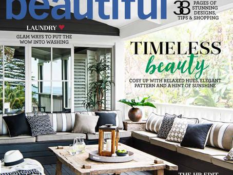 Mix & Match - DE atelier's Dream Bathroom: Home Beautiful Magazine.