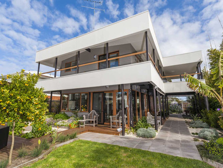 The Evolution of the 1960s Beachcomber House to Today's Platform Home