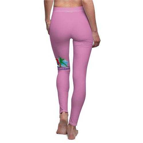 BHC Women's Cut & Sew Casual Leggings