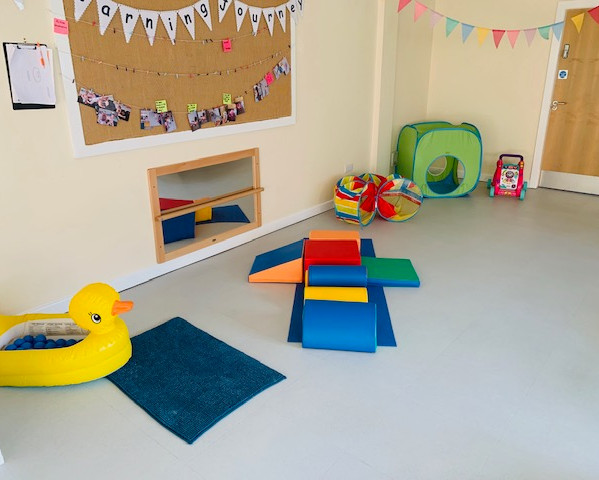 Little Blossoms Nursery Nuneaton - Activ