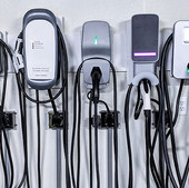 The Eco Option-2021ev-chargers-on-wall-8