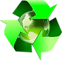 eco-friendly recycle-symbol-animated-gif