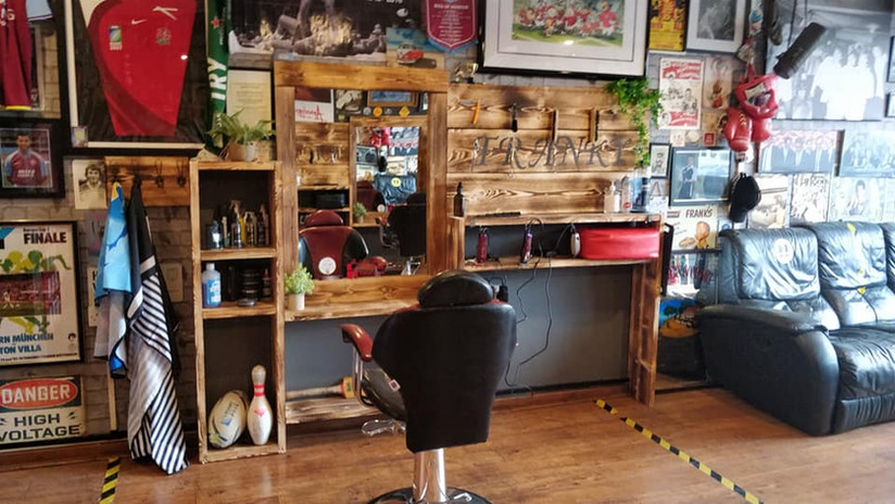 Franky the Barber New Shop Fit 2021 2.jp