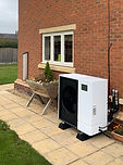 Air Surce pump installation Eco Option 2