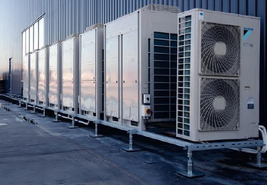 Industrial Commercial Installations Air