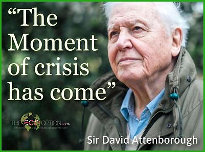 David Attenborough - The Moment of crisi