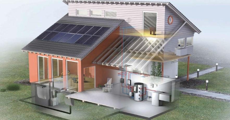 Ground Source Heat Pump Installation