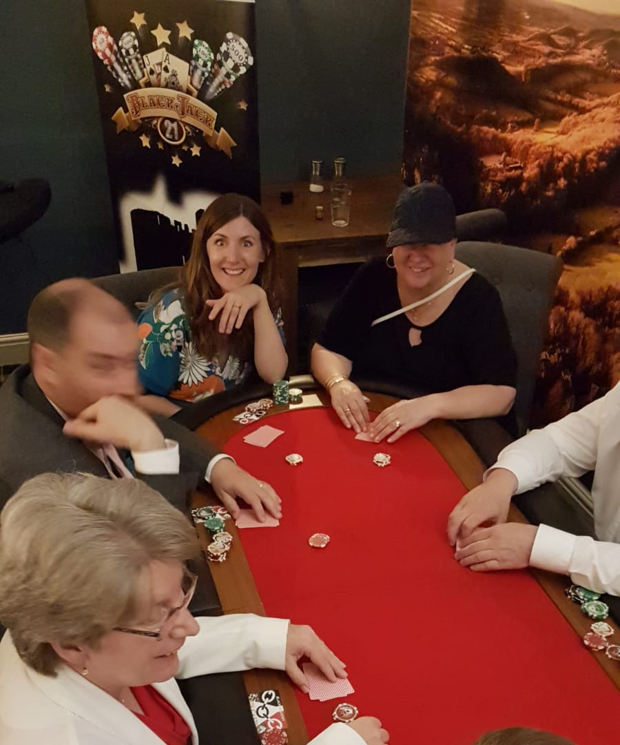 BCFC Poker Game