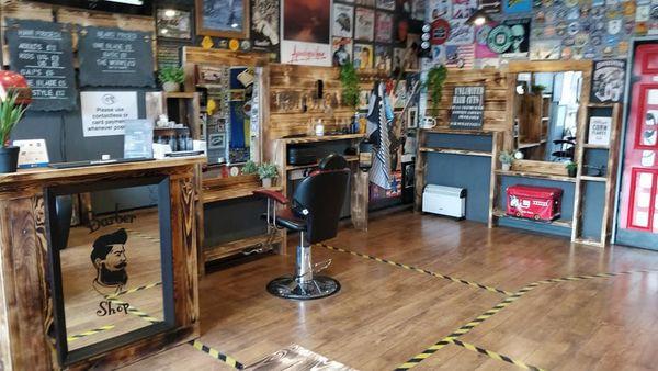 Franky the Barber New Shop Fit 2021 4.jp