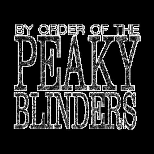 PEAKY BLINDERS Roller Banner