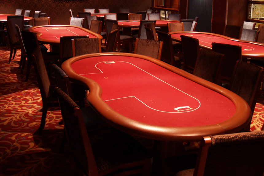 Bespoke Casino Cloths Poker Tables