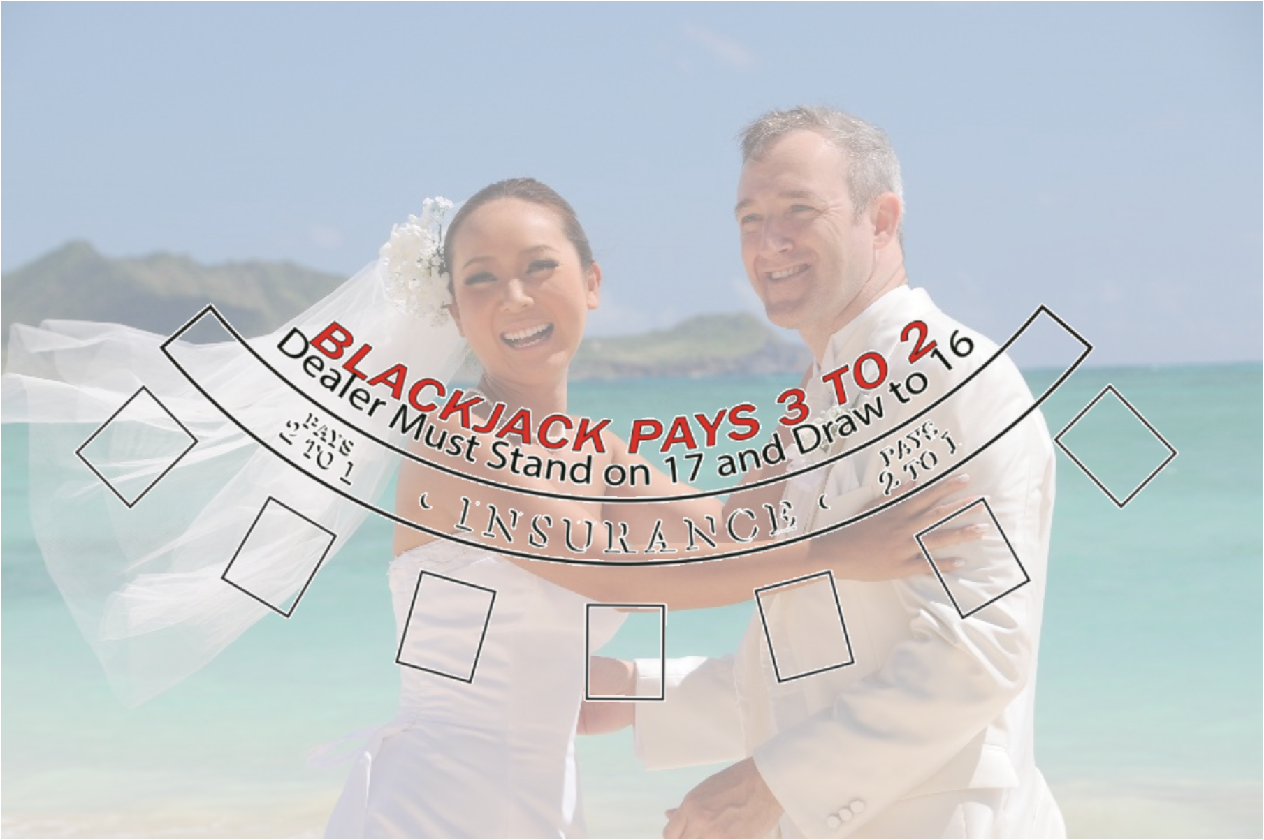 WEDDING BLACKJACK