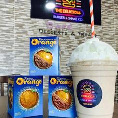Terrys Orange Shake.