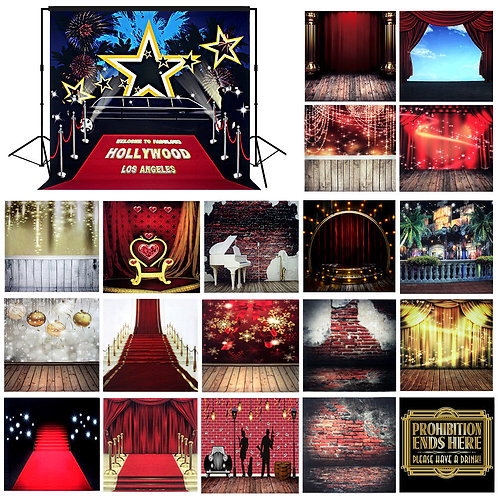 EVENT BACKDROPS & SCENE SETTERS
