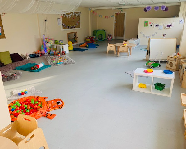 Little Blossoms Nursery Nuneaton Interio