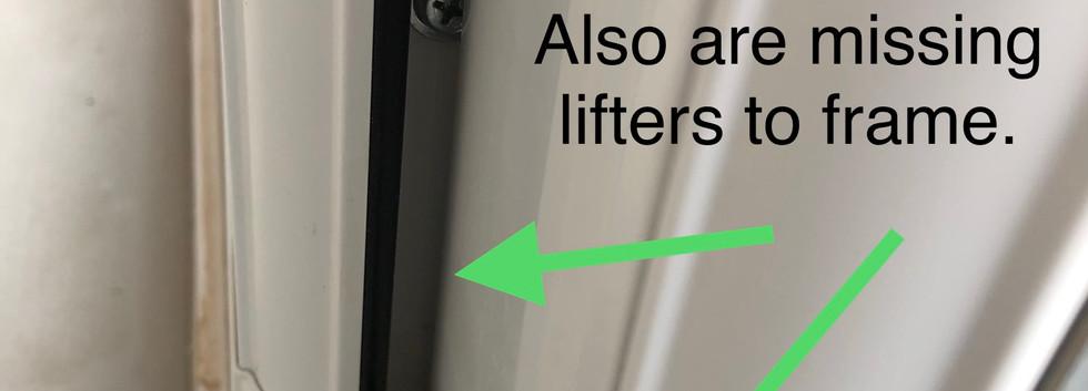 Patio Doors Issue