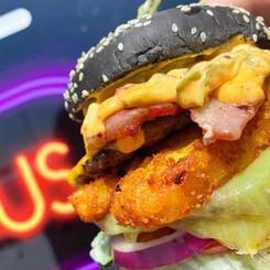 The Fury Burger