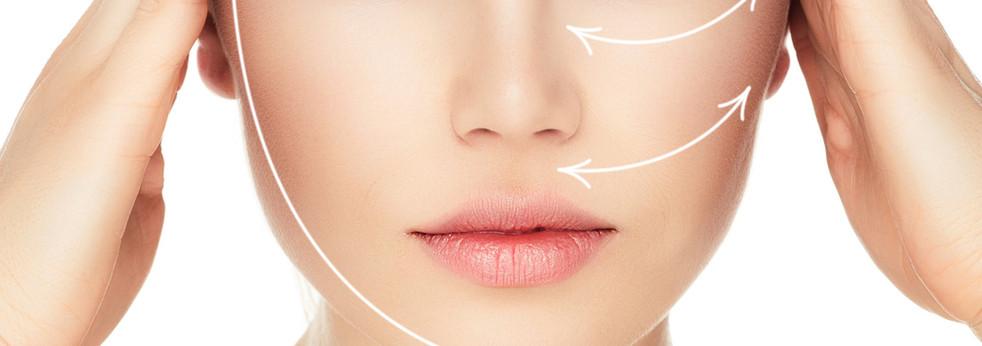 SkinRejuvenation areas of treatment effe