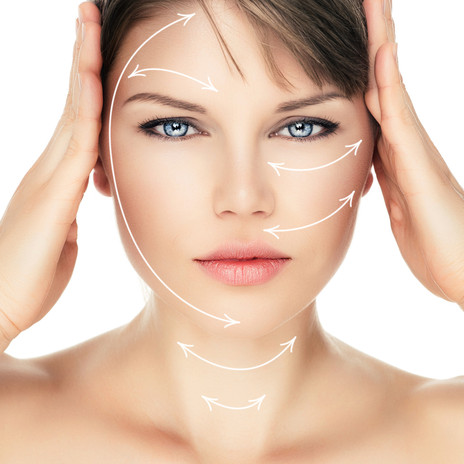 SkinRejuvenation areas of treatment effe