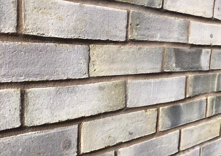 Poor brickwork!