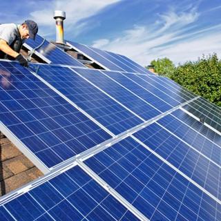 Solar Panel Intallation