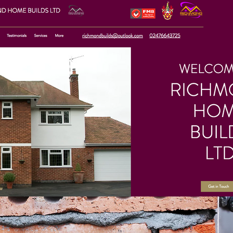 RICHMOND HOME BUILDS