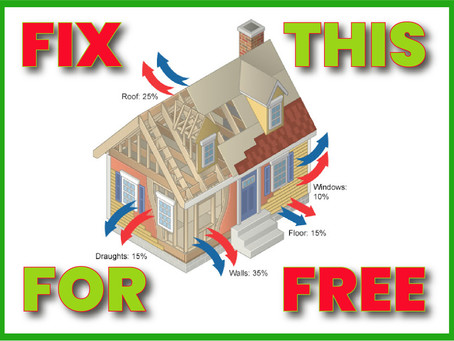 🏡 FIX YOUR HOME INSULATION FOR FREE 🏡