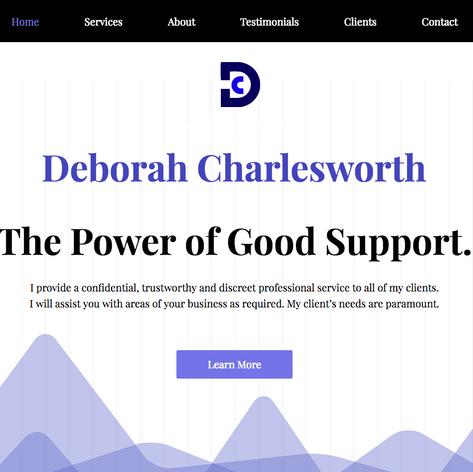 DEBORAH CHARLESWORTH