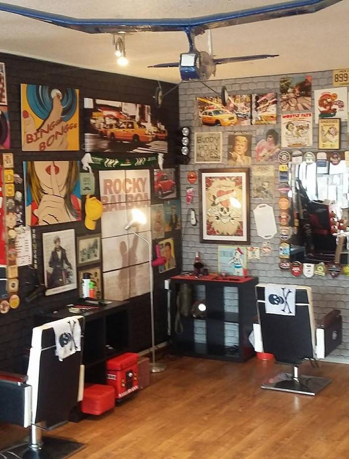 Barber Stations