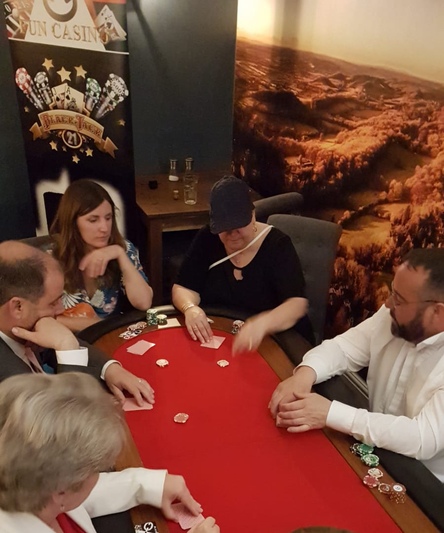 Black Country Fun Casino Poker tournament