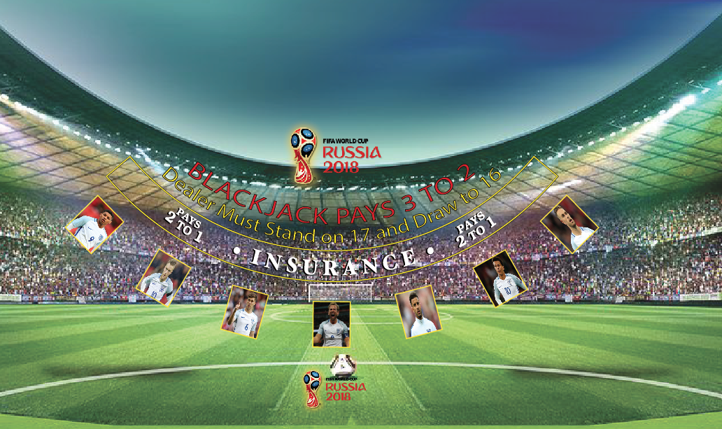 STADIUM WORLD CUP BLACKJACK